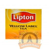 Lipton yellow label 100CT tea bags
