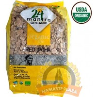 MANTRA ORG RED POHA 2 LB