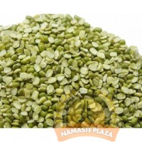 MANTRA ORG GREEN MOONG DAL SPLIT(WITH SKIN)4LB