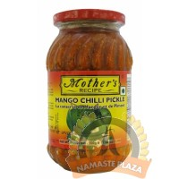 Mothers Mango & Chilli  Pickle 500Gms