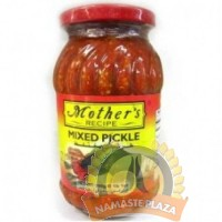 Mothers Mixed Pickle 500Gms