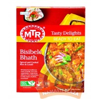 MTR Ready to eat Bisibele Bhat front