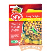 MTR Ready to eat Channa masala front