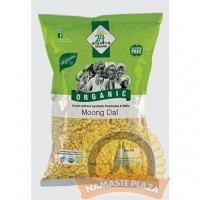 MANTRA ORG MOONG DAL(WITHOUT SKIN) 2LB
