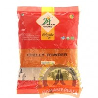 MANTRA ORG CHILLI POWDER 454G