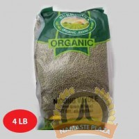 SUKHIANNA ORG GREEN MOONG WHOLE(WITH SKIN) 4LB
