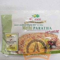 KAWAN FROZEN METHI PARATHA 14OZ