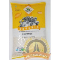 MANTRA ORG PONNI RAW RICE 10LB