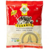 MANTRA ORGANIC WHOLE CORN FLOUR 2LB