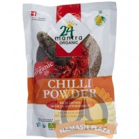 MANTRA ORGANIC CHILLI POWDER 100G