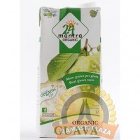 MANTRA ORGANIC GUAVA JUICE 1LTR