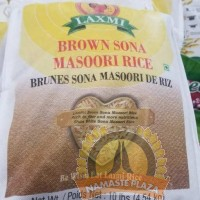 LAXMI BROWN SONA MASOORI RICE 10LB