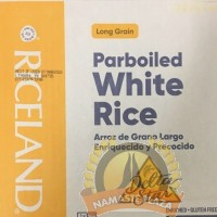DELTA PARBOILED WHITE RICE (LONG GRAIN) 25LB