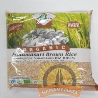 MANTRA BROWN ORGANIC SONA MASOORI RICE 1KG