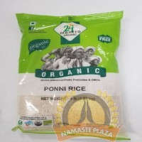 MANTRA ORGANIC PONNI RAW RICE 4LB
