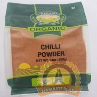 SUKHIANNA ORGANIC CHILLI POWDER 14OZ