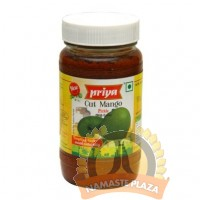 Priya Cut Mango With Garlic 300Gms