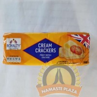 ROYALTY CREAM CRACKERS 300G