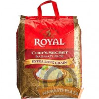 ROYAL CHEF'S SECRET LONG BASMATHI RICE 20LB