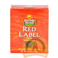 Red Label 450 grams front
