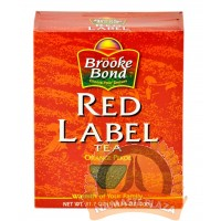 Red label 900 grams front