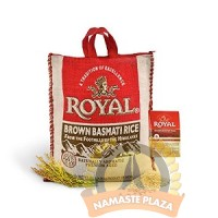 Royal Brown Basmati Rice 10lb