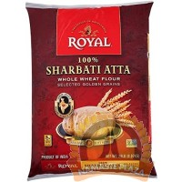 ROYAL SHARBATHI ATTA 20LB