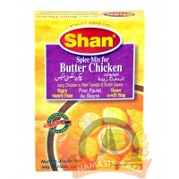 Shan Butter chicken front