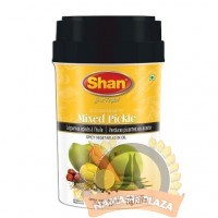 SHAN MIXED PICKLE IN OIL 1KG