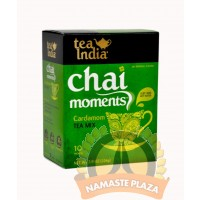 Tea India Cardemom Chai 10PK 8OZ